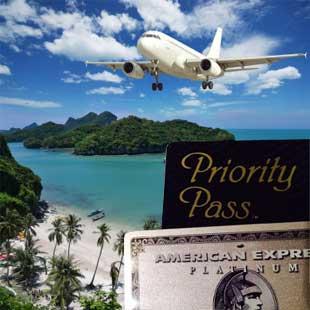 空港ラウンジをクレジットカードで無料で使う。のイメージ